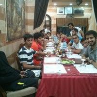 Photo taken at No'man Restaurant by Samih M. on 6/29/2014