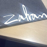 Photo taken at Zafran Restaurant by Ana Maria ヅ D. on 11/6/2012