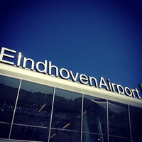 Photo taken at Eindhoven Airport (EIN) by Dave B. on 8/2/2013