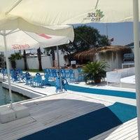 Photo taken at Bora Bora Beach club yalancı boğaz by Murat U. on 6/12/2014