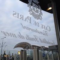 Photo taken at Café De Paris by TheRoadTo on 3/25/2018