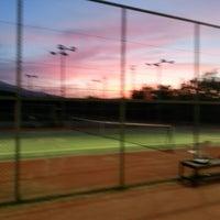 Photo taken at 19 Mayıs Üniversitesi Tenis Kortları by Can G. on 5/9/2013