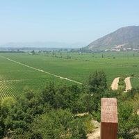 Photo taken at Lapostolle Wine by Anna C. on 1/5/2014