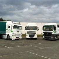 Photo taken at Industriezone Begijnenmeers by Robin V. on 6/28/2014
