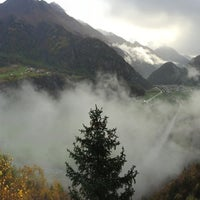 Photo taken at Ötztal by Paul H. on 10/21/2014