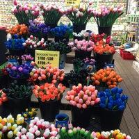 Photo taken at Flower Market by Virsan Jade C. on 8/23/2013