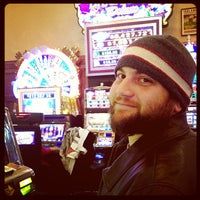 Photo taken at McGills Hotel and Casino by Jen Barson &. on 2/18/2013