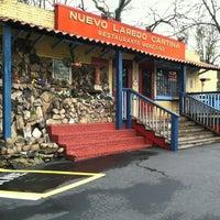 Photo taken at Nuevo Laredo Cantina by Kelly B. on 2/19/2013
