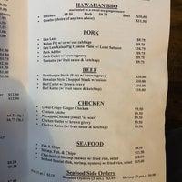 12/28/2017 tarihinde Chipsziyaretçi tarafından Kauai Family Restaurant'de çekilen fotoğraf