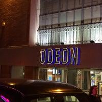 Photo taken at ODEON by Blair P. on 3/19/2017