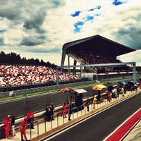 Photo taken at Moscow Raceway by Nastassia on 6/23/2013