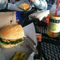 Photo taken at The Sandwich Spot by Silja T. on 5/18/2013