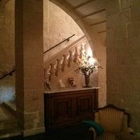 Photo taken at palazzo prince d'Orange by Víctor G. on 5/14/2014