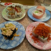 Photo taken at Sushi Station by Jon S. on 1/13/2013