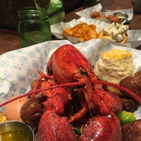 Photo taken at Peacemaker Lobster & Crab by George T. on 1/3/2015