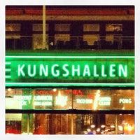 Photo taken at Kungshallen by Jon P. on 2/19/2013