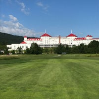 Photo taken at Mount Washington Resort Golf Club by Joe D. on 7/19/2017
