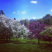 Foto scattata a Morris Arboretum da Talia G. il 5/4/2013