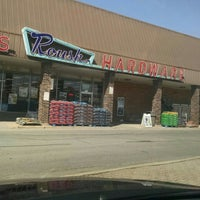 Photo taken at Roush Hardware by Tommy G. on 3/21/2016