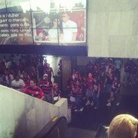Photo taken at Metrô-DF - Estação Central by Lucas B. on 5/26/2013