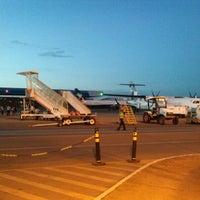 Photo taken at Terminal 2 by Lucas B. on 5/28/2013