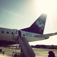 Photo taken at Terminal 2 by Lucas B. on 7/23/2013