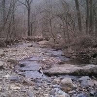 Photo taken at Big Gunpowder Trail by Linda H. on 4/1/2013
