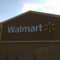 Photo taken at Walmart Supercenter by Ara L. on 1/6/2013