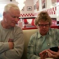 Photo taken at Burger Boys by Joel J. on 2/12/2013