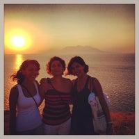 Photo taken at Imroz Poseidon by Renda A. on 7/19/2013