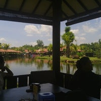 Photo taken at The Westlake Resto by Dhimas C. on 1/23/2013