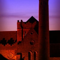 Photo taken at St Canice's Round Tower by Rue on 12/27/2012