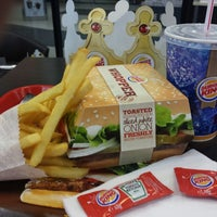 Photo taken at Burger King by Rue on 1/19/2015