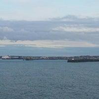 Photo taken at Irish Ferries Epsilon by Rue on 5/7/2015
