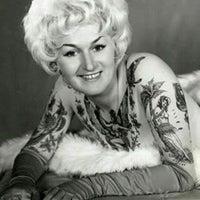Photo taken at Marina alex tattoo by Marina on 1/1/2013