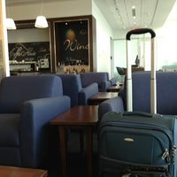 Photo taken at British Airways First Class Lounge Vancouver Airport by Luis A. on 6/29/2013