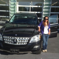 ... Photo Taken At Mercedes Benz Of Pleasanton By Aeb E. On 3/3 ...