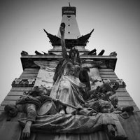 Photo taken at Soldiers & Sailors Monument by Cass C. on 6/6/2013