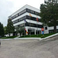Photo taken at Roland Europe S.p.A. by Emanuele R. on 6/27/2013