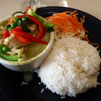 Photo taken at Amarin Thai Cuisine by Joanne C. on 1/18/2013