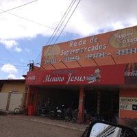 Photo taken at Supermercado Menino Jesus by Ricardo A. on 11/29/2013