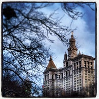 Photo taken at New York Public Library - New Amsterdam by Erik on 1/6/2014