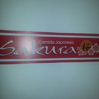 Photo taken at restaurante japones sakura by Patricia V. on 3/25/2013