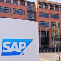 Photo taken at SAP by Michael v. on 5/3/2013