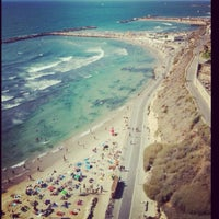 Photo taken at The Carlton Hotel Tel Aviv by Nezih S. on 9/21/2013