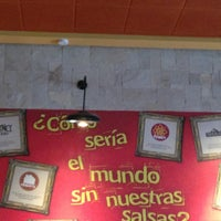 Photo taken at Las Alitas by Sarí G. on 2/23/2013
