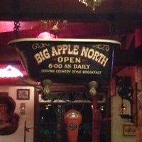 Photo taken at Bill Johnson's Big Apple Restaurant by Christopher F. on 1/19/2014