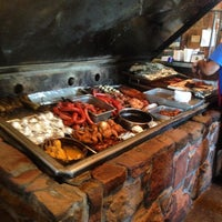 Photo taken at Hard Eight BBQ by Aaron T. on 8/25/2014