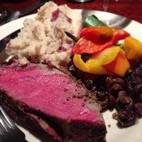 Photo taken at The Keg Steakhouse by Kwan L. on 1/3/2013