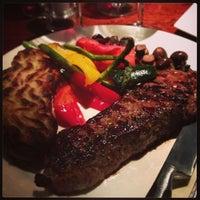 Photo taken at The Keg Steakhouse by Kwan L. on 3/22/2013